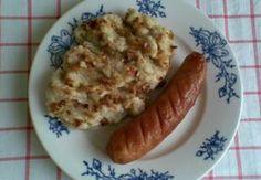 Gnocchi, Hummus, Sausage, Meat, Food, Sausages, Essen, Meals, Yemek