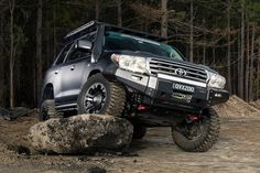 Toyota The neatest Land Cruiser in the country also packs one hell of a punch – Toyota Landcruiser 200 Series Suv Trucks, Toyota Trucks, Toyota Cars, Cool Trucks, Toyota Vehicles, Lifted Trucks, Land Cruiser 120, Cruiser Boat, Toyota Land Cruiser