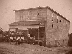 The Milstead store in Conyers Georgia #Conyers #Georgia #MilsteadAvenue  #History