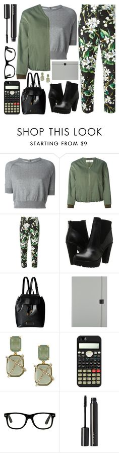 Call Me Preppy by sweet-jolly-looks on Polyvore featuring moda, Marni, Golden Goose, Dolce&Gabbana, Steve Madden, Marc by Marc Jacobs, Louise et Cie, Casetify, Witchery and Undercover