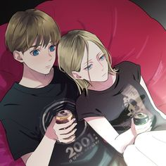 Attack On Titan Series, Attack On Titan Season, Attack On Titan Fanart, Attack On Titan Levi, Armin, Naruhina, Anime Couples, Cute Couples, Snk Annie