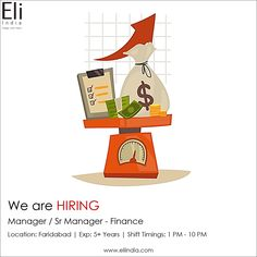 EGA – Global Information, Media, Research & Financial Services Company Finance Jobs, We Are Hiring, Job Opening, Management, India, Delhi India, Indian