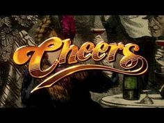 Cheers: Everybody knows your name! One of the best TV show of the One reason I love living in a small community, you have the cheers atmosphere! Old Tv Shows, Best Tv Shows, Favorite Tv Shows, Movies And Tv Shows, Favorite Things, Cheers Theme Song, Tv Theme Songs, Theme Tunes, Dreamworks