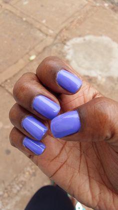 Esmalte diva da marca Nati. #esmaltes #unhas #lilás #esmaltesnati