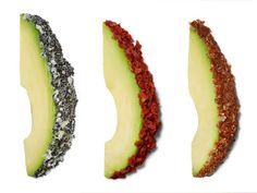 Here's a great idea to spice up your #avocados!
