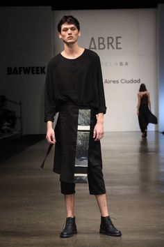 Abre Indumento Spring-Summer 2017 - Buenos Aires Fashion Week