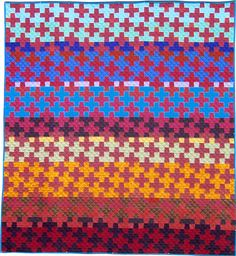Segue by Eric Wolfmeyer Quilts