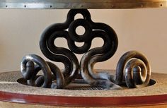 Octopus: Fireplace with heater