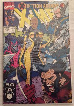 The Uncanny X-Men #272 - Marvel Comics - Dated 1/1/1991