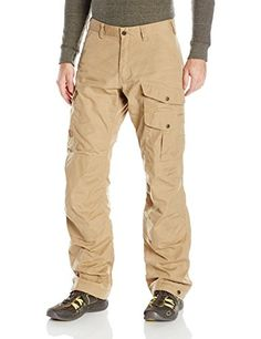 Camp Clothing - Fjallraven Mens Vidda Pro Trousers Long *** Details can be found by clicking on the image.