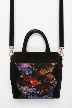 Jeffrey Campbell Duel-Tone Tote Bag  #UrbanOutfitters