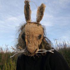Animal Head Masks, Animal Face Mask, Animal Heads, Scary Halloween Masks, Halloween Party Costumes, Black Plague Doctor Mask, Evil Clown Mask, Crow Mask, Cute Bulldogs