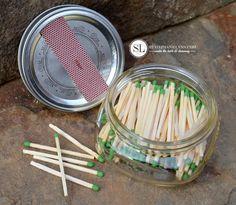Winter Storm Emergency Kit | preparing your home for winter - bystephanielynn