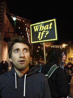 What if? Gavin Free