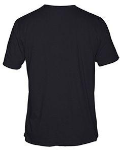 Hurley Mens Icon Slash Push Thru Premium Short Sleeve T-Shirt, Black A, Medium