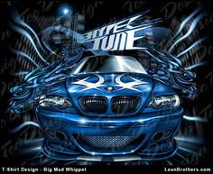 bmw t-shirt design | Lean Brothers T-shirt Design