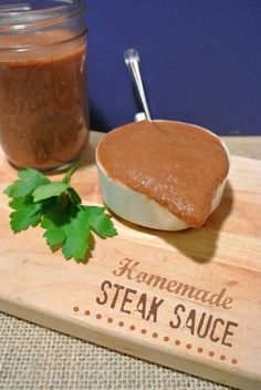 This unbelievably easy Homemade Steak Sauce has a wonderful depth of sweet, smoky, and spicy flavors.
