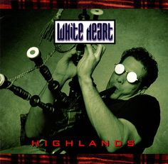White Heart - Highlands CD 1993 Star Song [SSD8277] #ChristianGospel