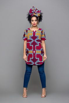 African Print Nesse Top We are want to say thanks if you like to share this post to anothe… – African Fashion Dresses - 2019 Trends African Inspired Fashion, Latest African Fashion Dresses, African Print Dresses, African Print Fashion, Africa Fashion, African Dress, African Prints, African Print Shirt, Ankara Fashion