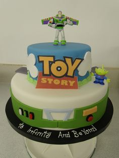 Toy Story Cake by Pathhead Bakery