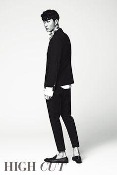 하이컷 - 패션, 뷰티, 대중문화 커뮤니티와 다채로운 이벤트 <HIGH CUT>  Cha Seung Won