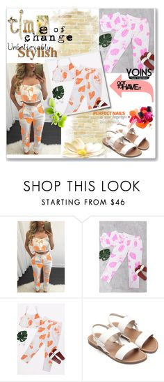 """""""YOINS"""" by sabine-rose ❤ liked on Polyvore featuring yoins, yoinscollection and loveyoins"""