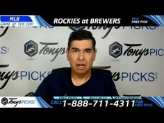 Colorado Rockies vs. Milwaukee Brewers Free MLB Baseball Picks and Predi...