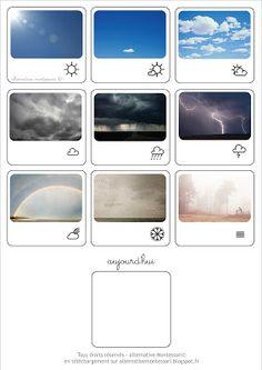 Alternatives: [Support pédagogique] La couleur du ciel // Météo