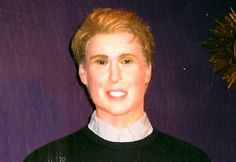 LOUIS TUSSAUDS WAXWORK MUSEUM, GREAT YARMOUTH, NORFOLK, BRITAIN - NOV 2003 PRINCE WILLIAM