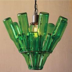 Beer Bottle Chandeliers Outdoor candle chandeliers for gazebos candles pinterest beer bottle chandelier 1 audiocablefo