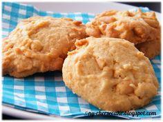 ...like a piece of New York Cheesecake...: Erdnussbutter-Cookies: Ich hab noch nie so gute Kekse gegessen