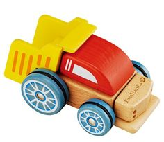 Kids Toys to You | Kids Toys to You Interchangeable Car - Racing Car, Bulldozer or Dump Truck - CARS, PLANES & TRAINS Kids Toys to You  $28 at www.kidstoystoyou.com.au