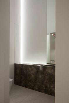 Toilette Waschbecken