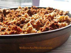 Best Apple Crisp Recipe! Gluten Free, Paleo, Dairy Free, Coconut Diet, Primal, SCD, Grain Free Diet, GAPS Diet.