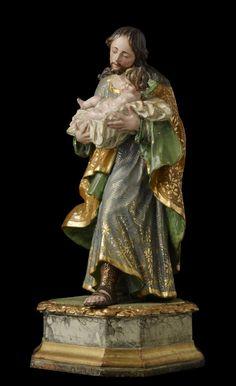Luisa Roldan, Saint Joseph and the Child