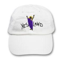 9ea8d950416 Official NxWorries Yes Lawd Jesus Dad Hat