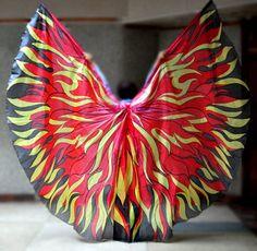 New!! Bellydance isis wings! Новинка!! Новое Пламя!! Крылья для танца живота!