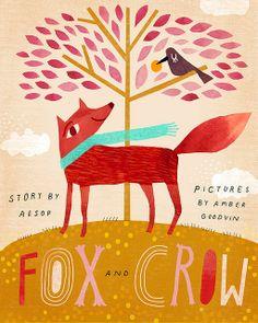 Amber_Goodvin_Fox&Crow_3A_Week3 | Flickr - Photo Sharing!