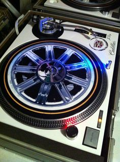 Technics MK2 1200 / Cadillac #hiphop #beats updated daily => http://www.beatzbylekz.ca/free-beat