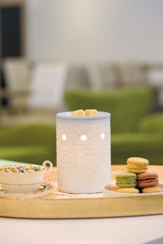 lace warmer ♥ #scentsy  beckybilby.scentsy.us