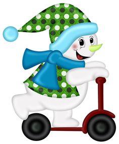 "Photo from album ""Winter Ladybug"" on Yandex. Christmas Clipart, Christmas Gift Tags, Christmas Snowman, Vintage Christmas, Snowman Photos, Snowmen Pictures, Christmas Background, Christmas Wallpaper, Snowman Crafts"