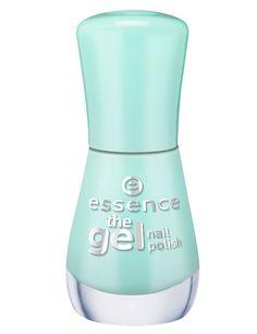 'The Gel Nail Polish' (1,99 €), de Essence.