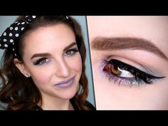 Mermaid Makeup Tutorial | Tarte Make Believe in Yourself Palette - YouTube