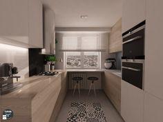 Wystrój wnętrz - Kuchnia - styl Skandynawski. Projekty i aranżacje najlepszych…