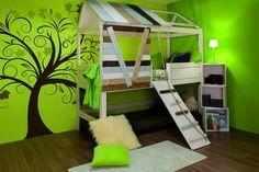 Habitacion niño moderna 4