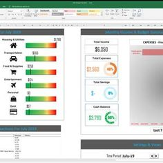 Excel Budget Planner Spreadsheet Workbook Template For Excel | Etsy Budget Planner Template, Monthly Budget Planner, Budget Spreadsheet, Budgeting Tools, Budgeting Money, Debt Snowball Calculator, Interactive Dashboard, Create A Budget, Money Saving Tips