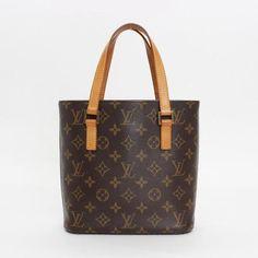 Louis Vuitton Vavin PM Monogram Handle bags Brown Canvas M51172