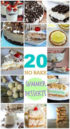 Image result for YUMMY TREATS\ DESSERTS\ SUMMER
