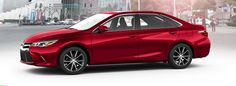 2017 Toyota Camry XSE Price