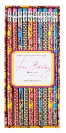 Pencil Set | Vera Bradley